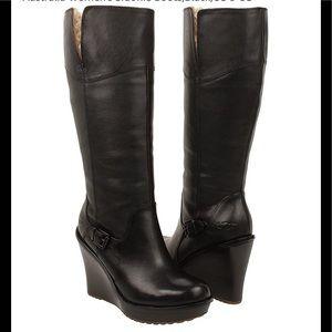 UGG Australia Women's Sidonie Tall Black Boots 11